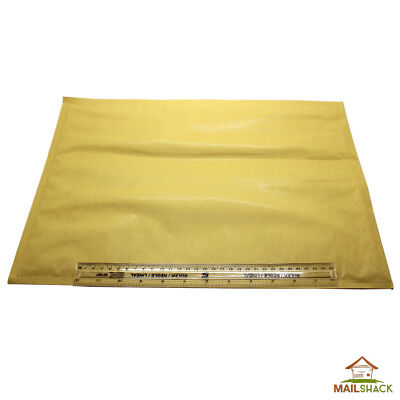 FEATHERPOST SIZE J Envelopes Gold / Manilla Bubble Mailers Postal Bags 320 x 455