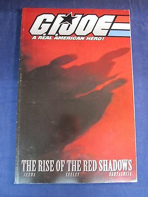 G.i. Joe Real American Hero The Rise Of The Red Shadows Tpb Tp Vol 8 Ddp