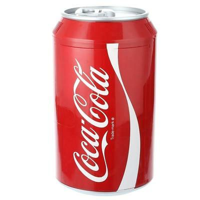 Coca Cola Can Cooler Drink Storage Free Standing Thermoelectric Office Kitchen
