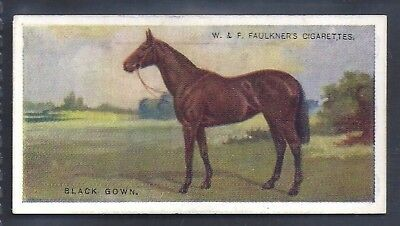 Faulkner-Prominent Racehorses Of The Present Day (1St Series)-#02- Horse Racing