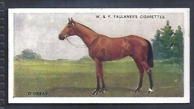 Faulkner-Prominent Racehorses Of The Present Day (2Nd Series)-#28- Horse Racing