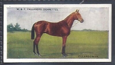 Faulkner-Prominent Racehorses Of The Present Day (2Nd Series)-#31- Horse Racing