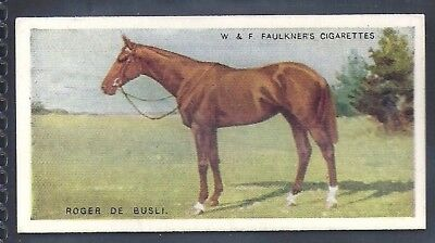 Faulkner-Prominent Racehorses Of The Present Day (2Nd Series)-#39- Horse Racing