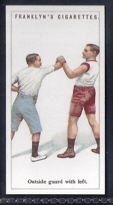 Franklyn Davey-Boxing-#05- Outside Guard With Left