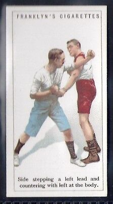 Franklyn Davey-Boxing-#16- Side Stepping A Left Lead & Countering With Left