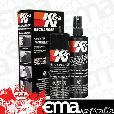 Recharger Filter Care Service Kit (Air filter cleaner and oil) (KN99-5000)