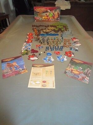 Heroscape The Battle Of All Time Master Set Rise Of The Valkyrie Milton Bradley