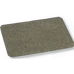 Bruce Starke Ribcord Needlepunched Mat 40x60cm Assorted