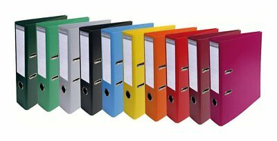 Exacompta A4 Lever Arch File 70mm Premium Strong Reinforced
