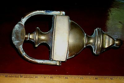 Antique Vintage Solid Brass Door Knocker