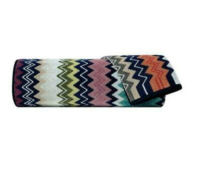 Missoni Home Towels - 1 hand towel + 1 bath towel TAYLOR - multicolor chevron