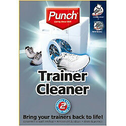 Punch Trainer Cleaner 2 Washes