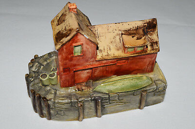 Authentic Handcrafted Vintage Sebastian Miniature – The Fish House