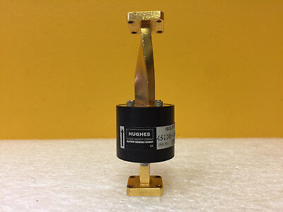 Hughes Millitech 45110-2000 (WR-42) 18 to 26.5 GHz, K-Band, Waveguide Isolator