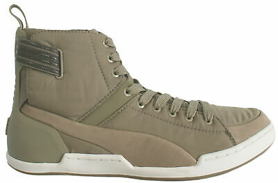 Puma Hussein Chalayan Urban Flyer Mid Nylon Mens Lace Up Trainers 352564 02 D94