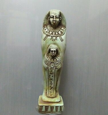 Rare Ancient Egyptian Beautiful statue the life and death (1000-1500 BC)