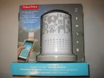 Fisher-Price Calming Seas Projection Soother, OPEN BOX