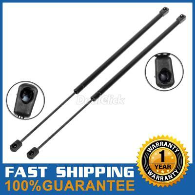 (2) Side Panel Front & Center Door Gas Charged Lift Support SG230059 8196341