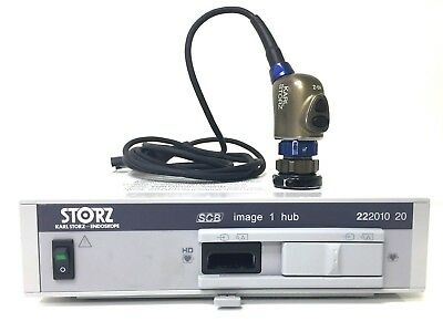 Karl Storz Image 1 HD HUB with H3-Z Camera Head