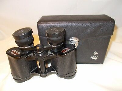 Tasco Binoculars With Case 8X30 - 392 Ft At 1000 Yds - Model 308 - #61472 - Used
