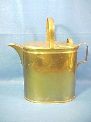 Fantastic Antique Brass Watering Can 10 Liters Heavy And Best I Have Ever Seen
