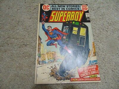 DC Superboy #188 Bronze Age Comic Book