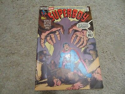 Superboy #172 (Mar 1971, DC) Bronze Age Comic Book
