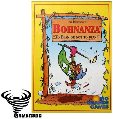 Bohnanza Fun Family Card game