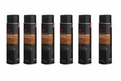 3M 03584 Professional Grade Rubberized Undercoating 6 16oz Cans