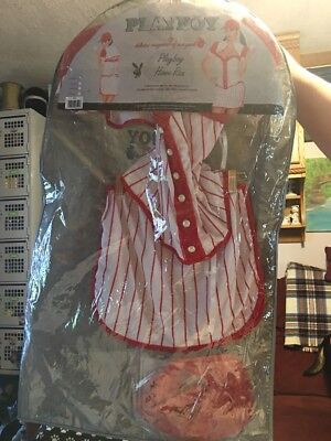 Playboy Women's Sexy Homerun XS ADULT COSTUME New In Package