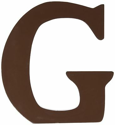 "Trend Lab Brown 6"" Tall Letter, Letter G New"