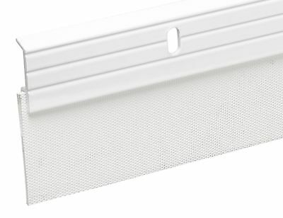 Frost King A79WHA Premium Aluminum and Reinforced Rubber Door Sweep 2-Inc... New