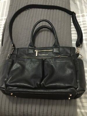 The Honest Company Everything Tote Diaper Bag Black (please Read )