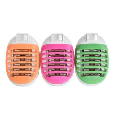 DE Electric LED Mosquito Fly Pest Bug Insect Trap Zapper Killer Lamp Night GIFTS