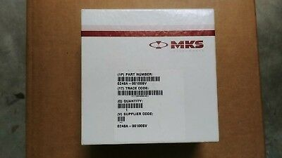 New MKS 0248A-00100SV 100SCCM Mass Flow Control Valve in Original Box