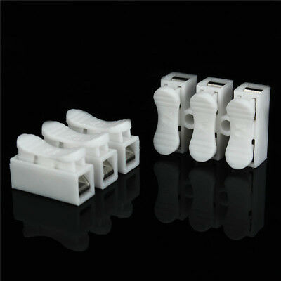 Excellway CH3 Quick Wire Connector Terminal Block Spring Connector LED Strip Lig