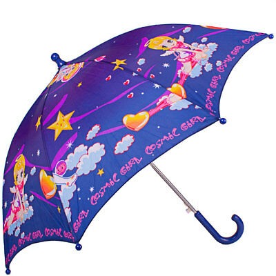 Umbrella-cane light children's semi-automatic AIRTON New for Girls and Boys