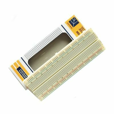 5 Pcs MB-102 Solderless MB102 Breadboard 830 Tie Point PCB BreadBoard For Arduin
