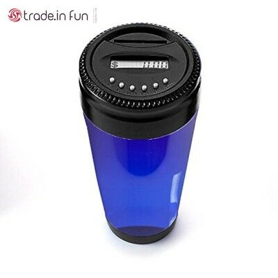 Coin Counter for Car Electric Change Tumbler Holder Cup Taxi Driver Auto Count