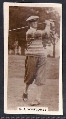 Millhoff-Famous Golfers Golf-#06- Ca Whitcombe