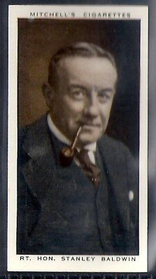 Mitchell-A Gallery Of 1935-#06- Stanley Baldwin