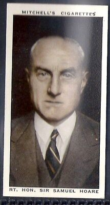 Mitchell-A Gallery Of 1935-#09- Sir Samuel Hoare