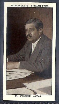 Mitchell-A Gallery Of 1935-#13- Pierre Laval