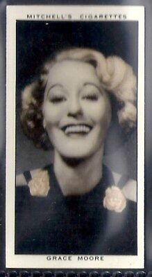 Mitchell-A Gallery Of 1935-#20- Grace Moore