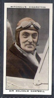 Mitchell-A Gallery Of 1935-#41- Malcolm Campbell