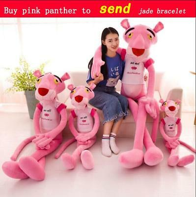"Animation Pink Panther Stuffed Animal Plush Baby Toy Kid Doll Gift 29""Tall Gift"