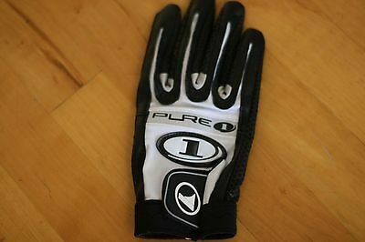 PROKENNEX RACQUETBALL GLOVE PURE ONE BLACK RIGHT HAND size SMALL S