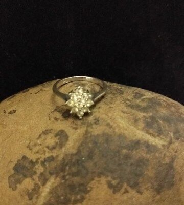 Powerful Guardian Volkh Spirit Ring  Vintage Estate Item Witch Owned