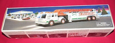 New - 2000 Hess Fire Truck - With Original Box & Bag