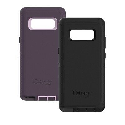New OEM! Otterbox Defender Series For Samsung Galaxy Note 8 Case (No Clip)